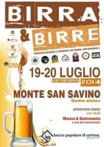 Birra e Birre 19 20 Luglio 2014 - Monte San Savino