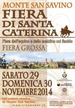 Fiera di Santa Caterina - Monte San Savino