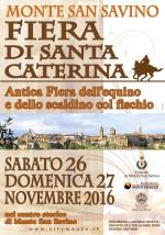 Fiera di Santa Caterina 2016