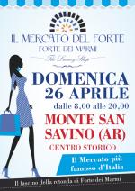 Mercato di Forte dei Marmi 2015 - Monte San Savino