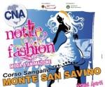 Notte Fashion a Monte San Savino