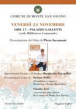 Piero Iacomoni - Un Montigiano nel Mondo