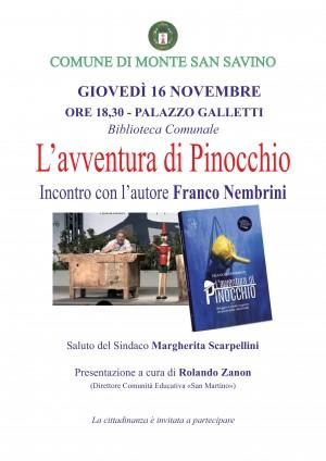 L'avventura di Pinocchio - Franco Nembrini