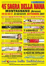 54 Sagra della Nana - Montagnano - Monte San Savino