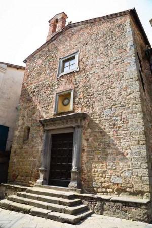Chiesa di San Giovanni - Monte San Savino