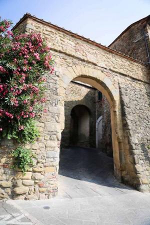 Porta Romana - Monte San Savino
