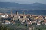 Panorama di Monte San Savino