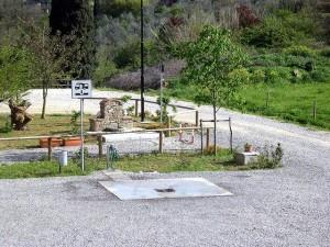 Area Camper - Monte San Savino