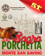 Sagra della Porchetta - Monte San Savino